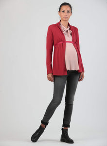 Rosie Cashmere and Wool Cardigan