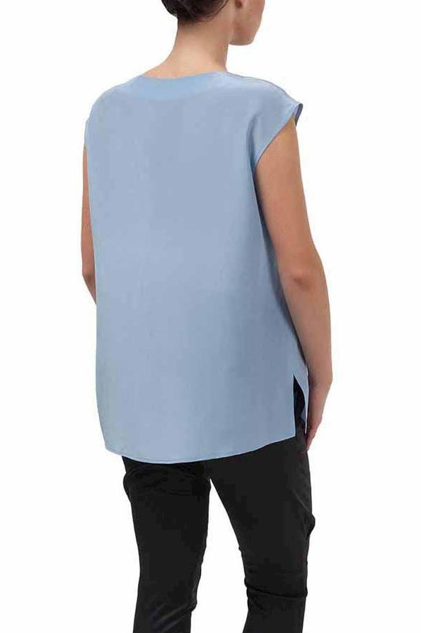 Sallie Silk Top