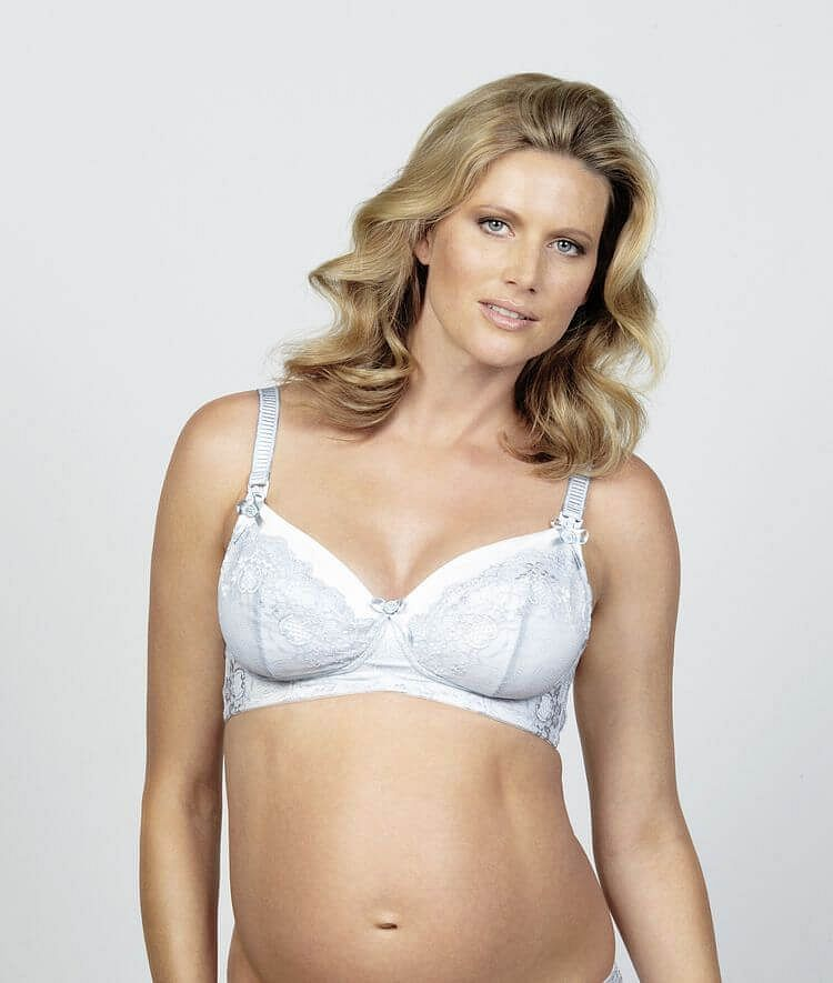 French Vanilla Maternity/Nursing Bra