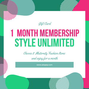 Aka+Pip Gift Card: Style Unlimited