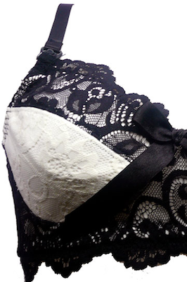 Whisper Sweet Wickedness - Maternity/Nursing Bra
