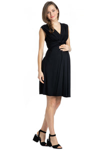 Essential Papaver Dress, Black