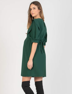 Emily Petal Sleeve Dress