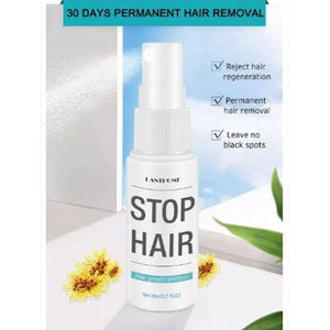 Stop Hair Growth Hair Removal