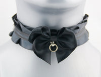 Black Layered Choker
