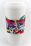Monster Ball Coffee Cup Cozy