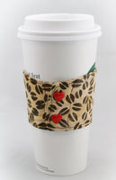 Coffee Bean Coffee Cup Cozy