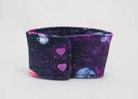 Purple Galaxy Coffee Cup Cozy