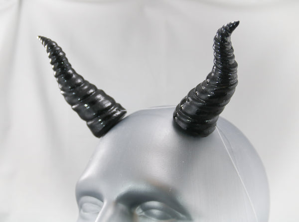 Monster Cast Resin Horns
