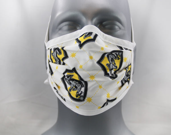 Badger Tie-Back Fashion Face Mask