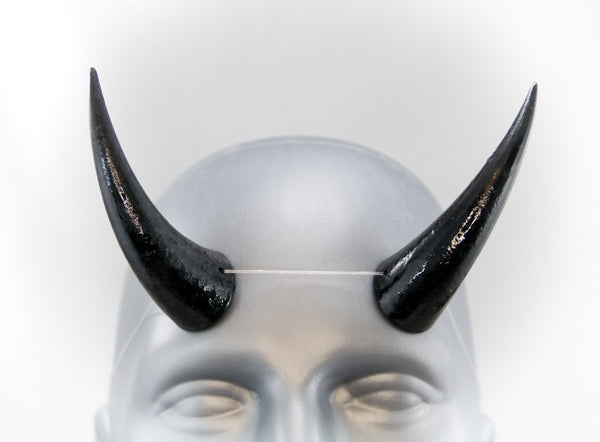 Tengu Cast Resin Horns