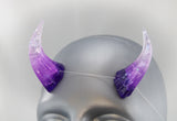 Mesmer Specialty Color Cast Resin Horns