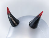 Blood Specialty Color Cast Resin Horns