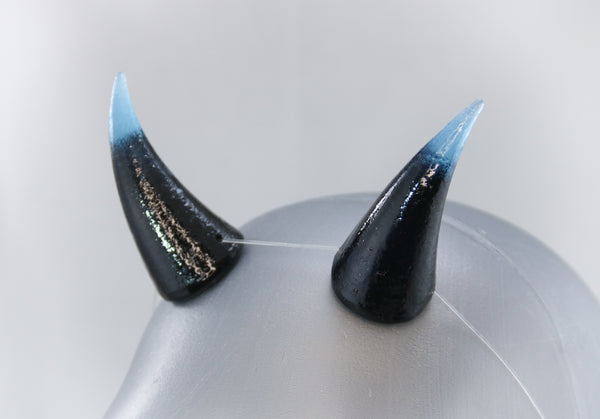Frostbite Specialty Color Cast Resin Horns