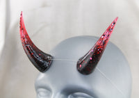 High Stakes Limited Edition Cast Resin Horns