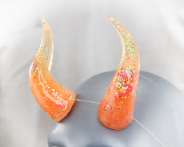 Tropics Limited Edition Cast Resin Horns