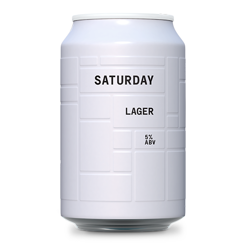 Load image into Gallery viewer, AND UNION SATURDAY LAGER