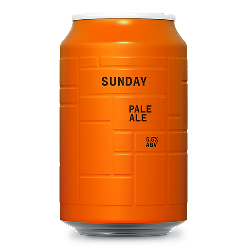 AND UNION SUNDAY PALE