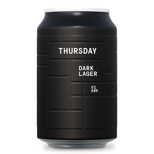 AND UNION THURSDAY DARK LAGER