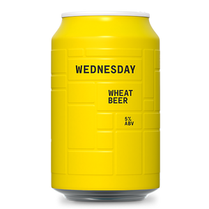 AND UNION WEDNESDAY WHEAT BEER