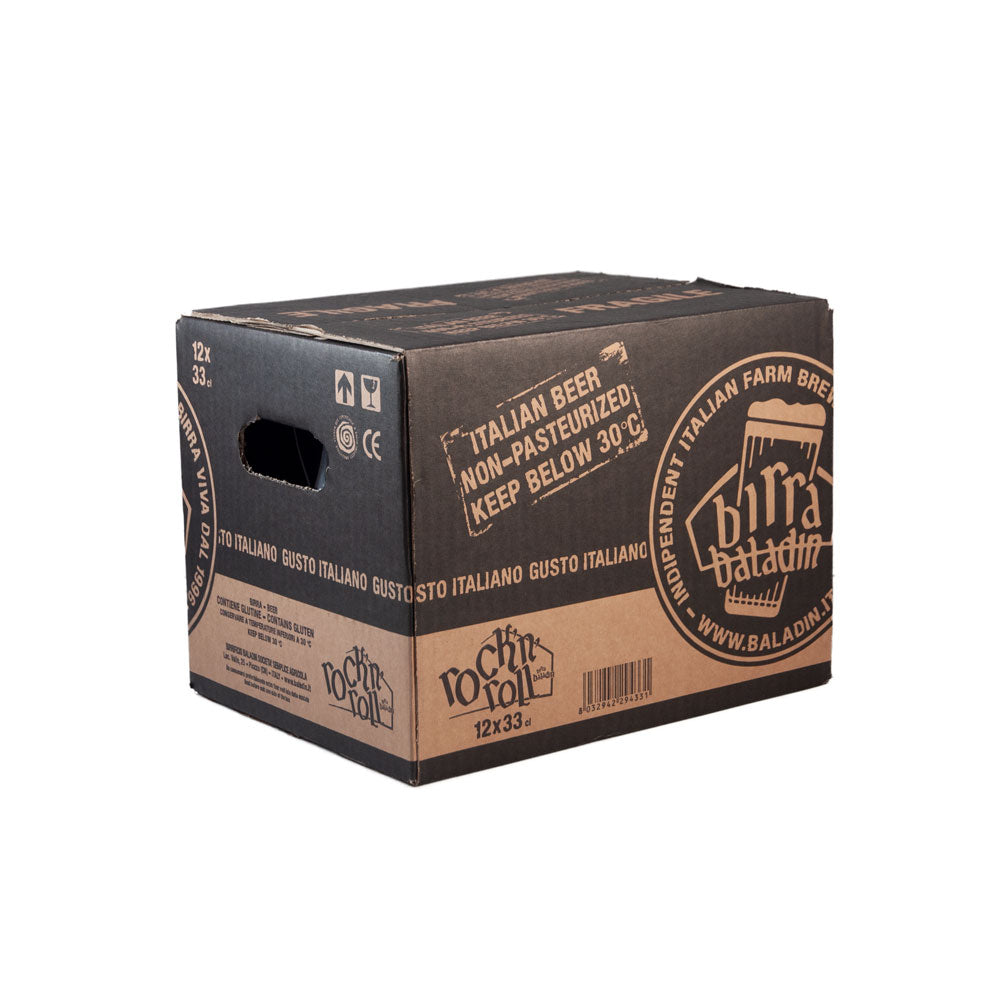 BALADIN ROCK 'N' ROLL 12 PACK CARTON