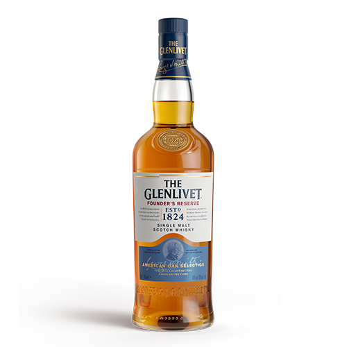THE GLENLIVET FOUNDER RESERVE