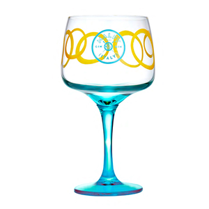Load image into Gallery viewer, MALFY GIN CON LIMONE COPA GLASS