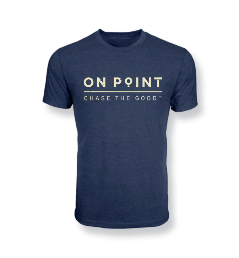 ON POINT CLASSIC TRI-BLEND TEE