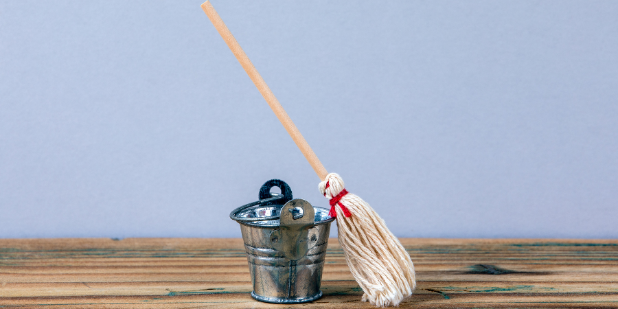 Overwhelmed by your housework? Try this