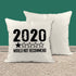 "Funny 2020 Pillow Cover 1 Star Not Recommend 2020 Fun Throw Pillow Case No Stars For Twenty Twenty Gift Idea 15.75""-Shirts By Sarah"