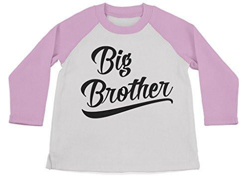 Shirts By Sarah Boy's Boy's Big Brother T-Shirt Sibling Shirts Matching Tees-Shirts By Sarah
