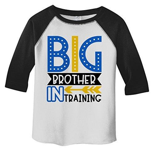 Big brother in training t-shirt Short or long sleeve