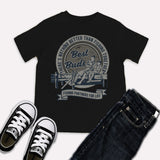 Boy's Matching Fishing T-Shirt Father Son Best Buds Grandpa Shirt-Shirts By Sarah