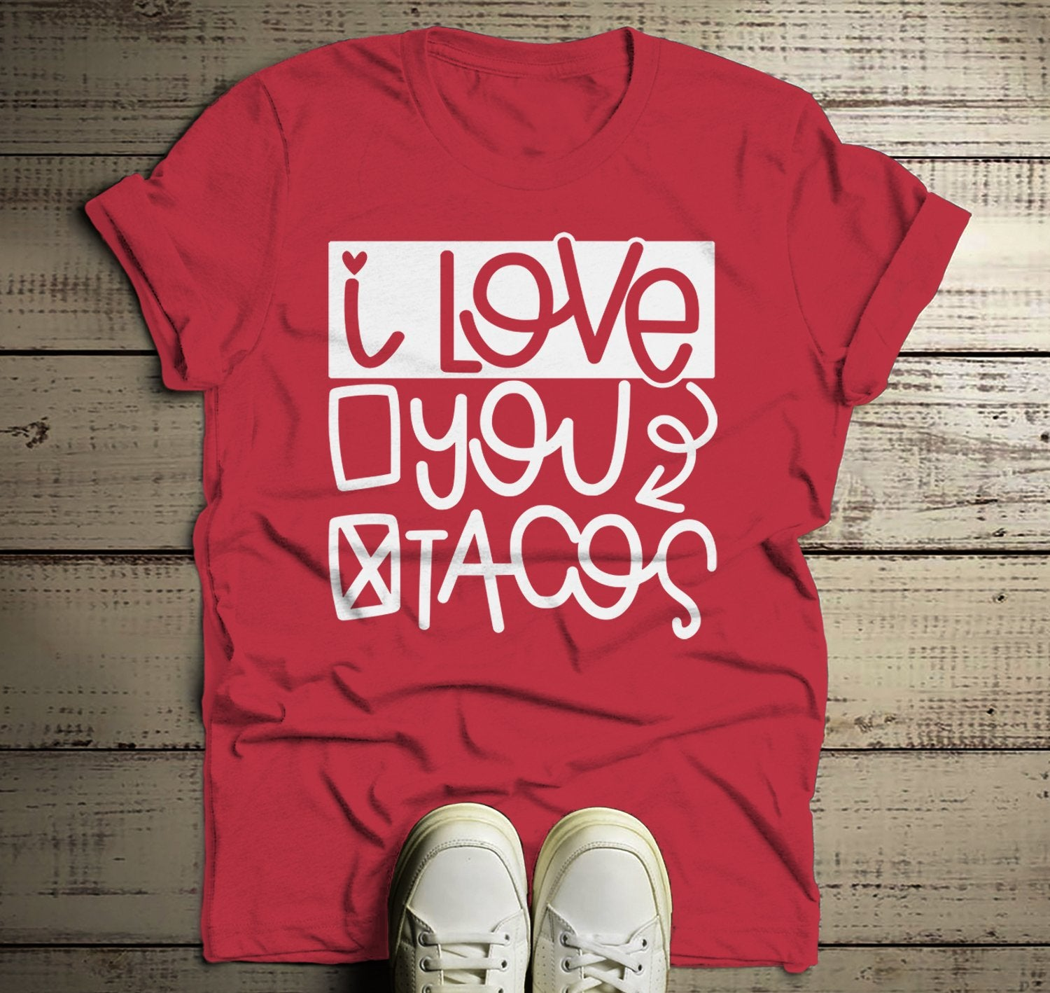 I Love Lamp Heart /<3 Light You Quote Silly Crazy Like Funny Men/'s V-Neck T-Shirt