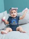 Baby Autism Shirt In April We Wear Blue T Shirt Autism Tee Cute Rainbow Shirt Support Autism Awareness Shirt Boy's Girl's
