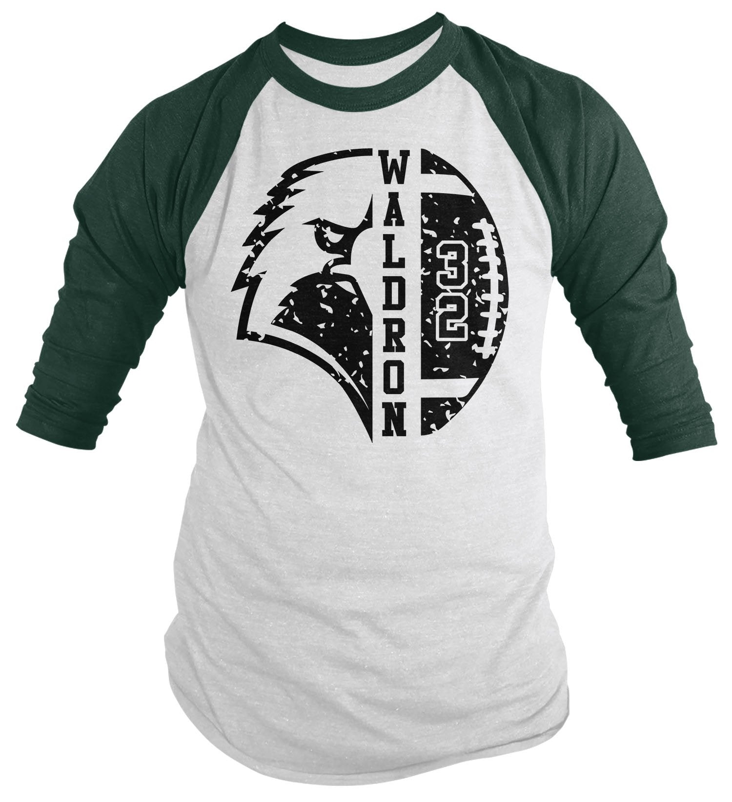eagles football shirt