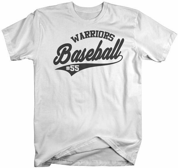 Women's Custom Baseball T Shirt Personalized Vintage Shirts Baseball Parent T Shirt Personalized Shirt Vintage Baseball-Shirts By Sarah