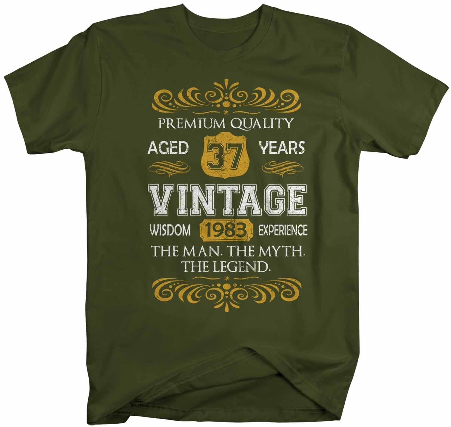 Personalised 60th Birthday T-Shirt Add Name and Year Of Choice Great Gift 1959