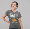 Women's Funny Taco T Shirt Taco Shirts Into Fitness Taco In Mouth Workout Tee Foodie TShirt Tacos Shirts