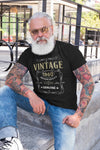 Men's Vintage 1960 60th Birthday T-Shirt Classic Sixty Shirt Gift Idea 60th Birthday Shirts Vintage Tee Vintage Shirt