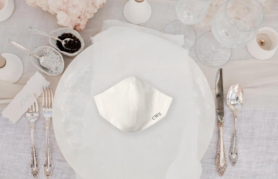 Dinner Party Table Setting Name Cards