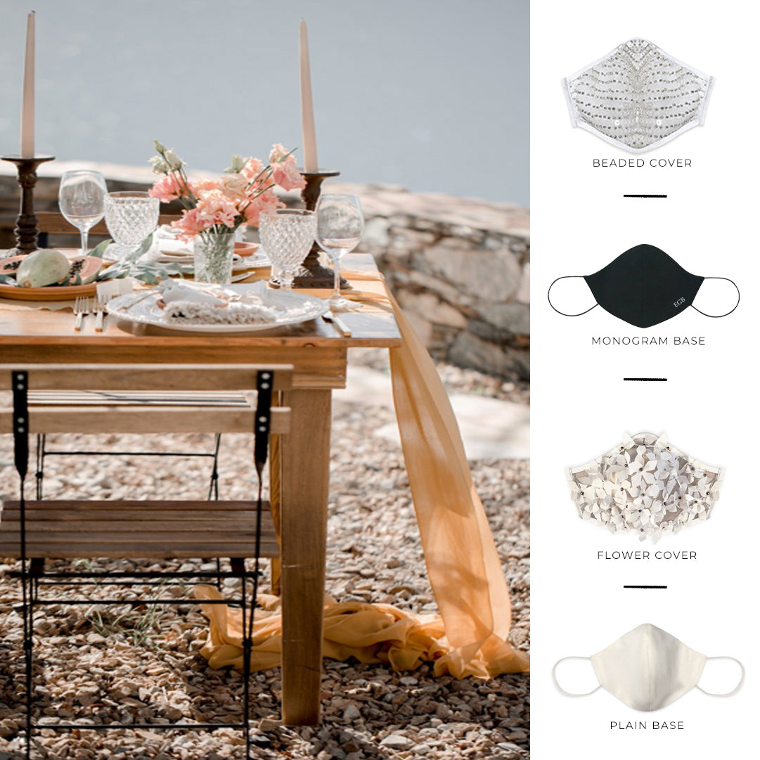 Dinner Setting + mask Options