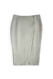 HIGH SPLIT PENCIL SKIRT