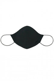 MONOGRAMMED BASE MASK (BLACK)