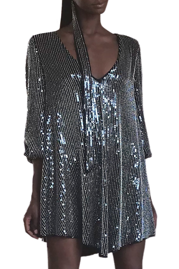 GWEN SEQUIN DRESS