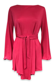 GWEN DRESS WITH BELT