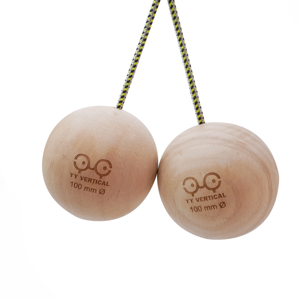 Climbing Balls - 100 mm - YY Vertical
