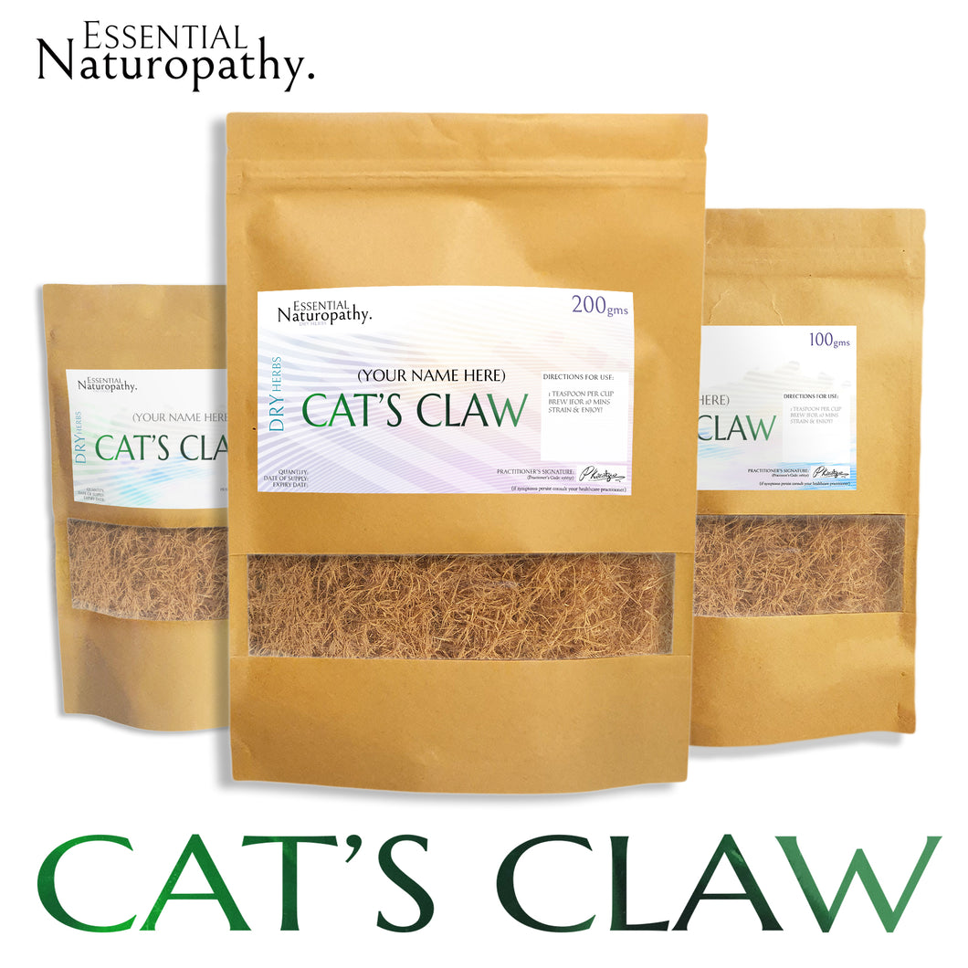 Cat's Claw Tea - Wildcrafted