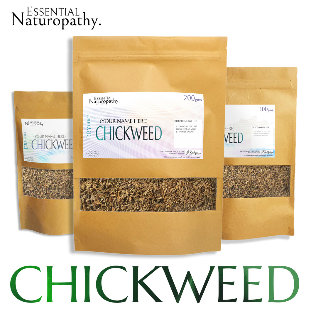 Chickweed Tea - Wildcrafted