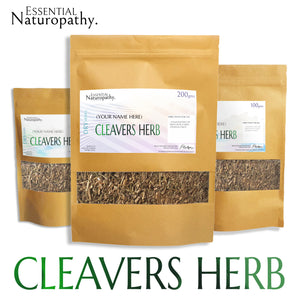 Cleavers / Clivers Tea - Organic